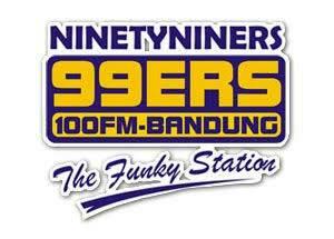 99Ers 100FM Bandung
